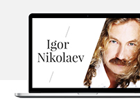 Igor Nikolaev - Composer | Website