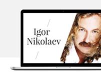 Igor Nikolaev - Composer | Website
