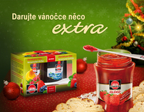 Schwartau Christmas - Splash & Facebook App