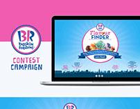 Baskin Robbins Contest Campaign