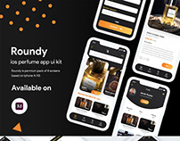 Roundy Perfume Ui kit