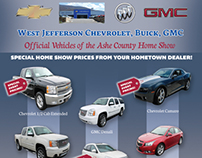 West Jefferson Chevrolet Ad
