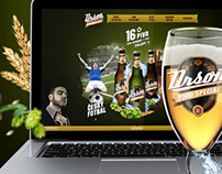 Drsoň - new Czech beer