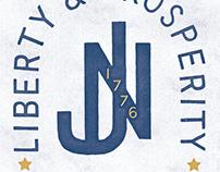 NJ Monogram