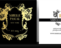Mireille Pascal NY | Business Cards