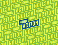 Web Design for Food Action