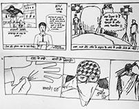Hindi Utsav Comic Competition