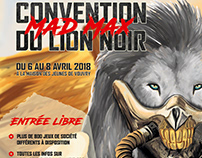 Convention du Lion Noir - poster
