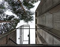 Tapiola Church, 1965 | Aarno Ruusuvuoren