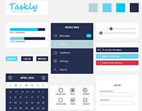 Taskly UI Kit