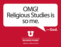 Religious Studies Lawn Signs