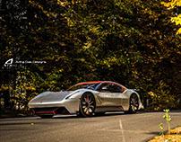 Nissan GT-R R37 design