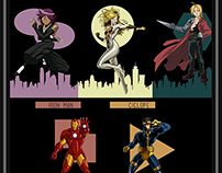 The animated serie.