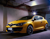 Editorial Movil - Renault Megane II