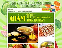 HelloLunch.vn - Poster - 2014