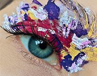 My make-up closeups - 2