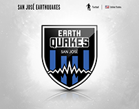 San José Earthquakes | logo redesign