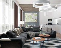 Interior of Apartment Michalovce