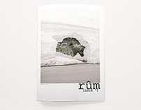 rûm Photo Zine Issue 1 | Graz, Austria