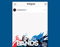 Pepsi Event Instagram Frame Design