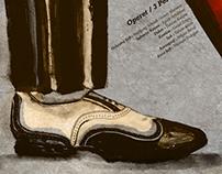 The Csardas Princess opera poster