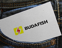 Budafish Bt. logo