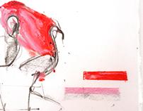 RED FLAMINGOS (2016)