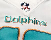 Miami Dolphins Rebrand