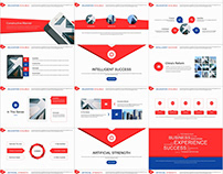 27+ Best Red business Plan PowerPoint templates downloa