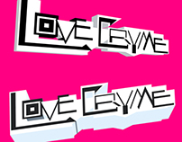 LoveCryme, art direction, logo, packaging