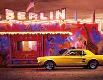 Yellow Mustangs Journey