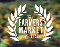The Farmers Market at ETSU Logo