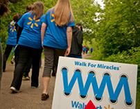 Walmart Walk For Miracles 2013