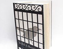 To Kill A Mocking Bird Book Cover