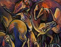 Wild Horse Overpopulation