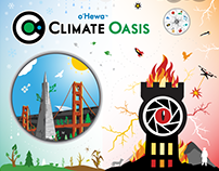 Climate Oasis Board Game