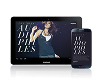 THE NEW AUDIOPHILES | Advertising Campaign