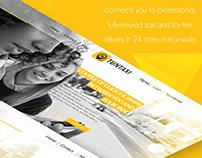 TUNTAXI — Website