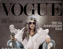 Vogue Lady Gaga
