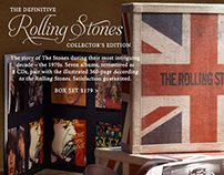 "Rolling Stones ""The Seventies"" Collectors Edition"