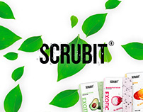 SCRUBIT - NATURAL SCRUB SOAP