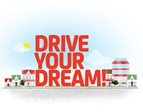 Digicel- Drive Your Dream