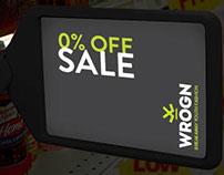 0 percent sale
