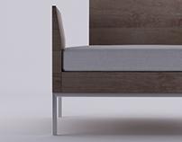 Madera Sofa Armchair