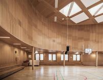Falkonergårdens Gymnasium Multihal