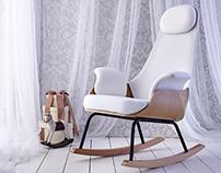 NANA, rocking chair