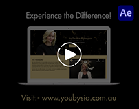 You By Sia Website Launch Video