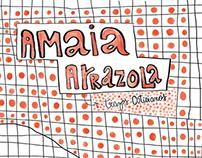 Libro - Amaia Arrazola Book