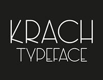 Krach Typeface