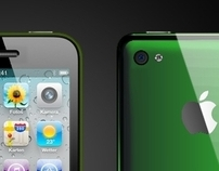 iPhone Concept by Berke